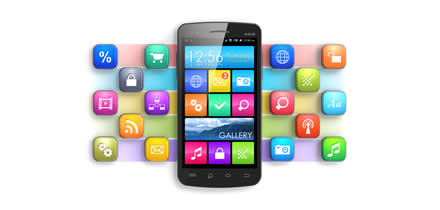 Création d'application mobile