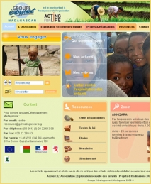 Groupe D�veloppement Madagascar